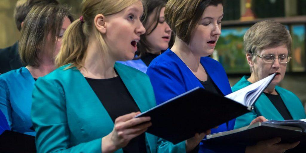 Derwent Singers in concert at Breadsall Church